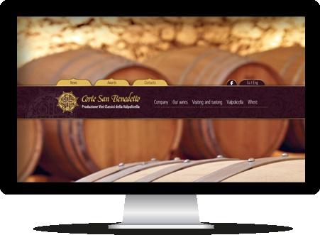 Il sito realizzato per la cantina Corte San Benedetto è sviluppato interamente in Ajax.  Un sito degno del loro migliore amarone http://www.cortesanbenedetto.it/