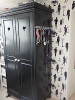 Het Hanenhok: Van lieflijk roze naar stoer zwart wit!