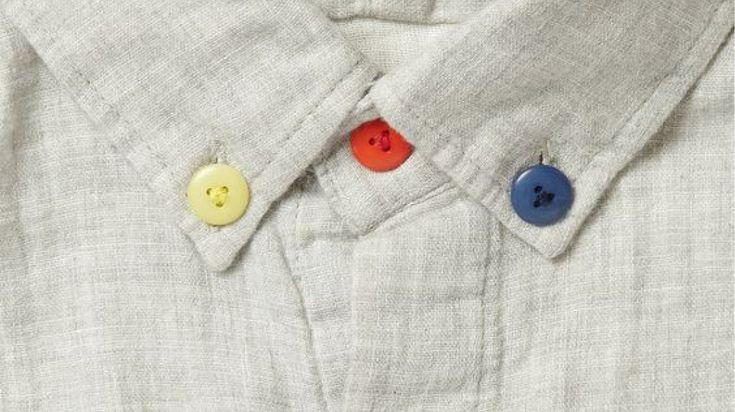 We geven je voortaan iedere week een 'sewing hack'. Een sewing hack is een super simpele truc om nóg plezieriger aan de slag te gaan met je naaiwerk.Sewing hack #2 Iedereen kent het wel, van die kleine knoopjes die los gaan hangen. Na deze sewing hack is daar geen sprake meer van en het is ook nog een makkelijk trucje! Wanneer je je knoopjes hebt vastgemaakt aan (bijvoorbeeld) je blouse, doe jevoorzichtig wat doorzichtige nagellak op het knoopje. Dan heb je de komende tijd geen loshangende…