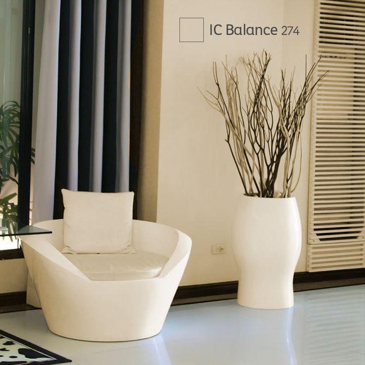 Aprovecha tu decoración para darle balance a tu espacio con un toque de #COLOR. #ComexTrends 2015.