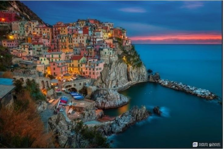 Cinque Terre/ Italy/ best place to stay for 1 month in Europe/친퀘테레/ 이탈리아