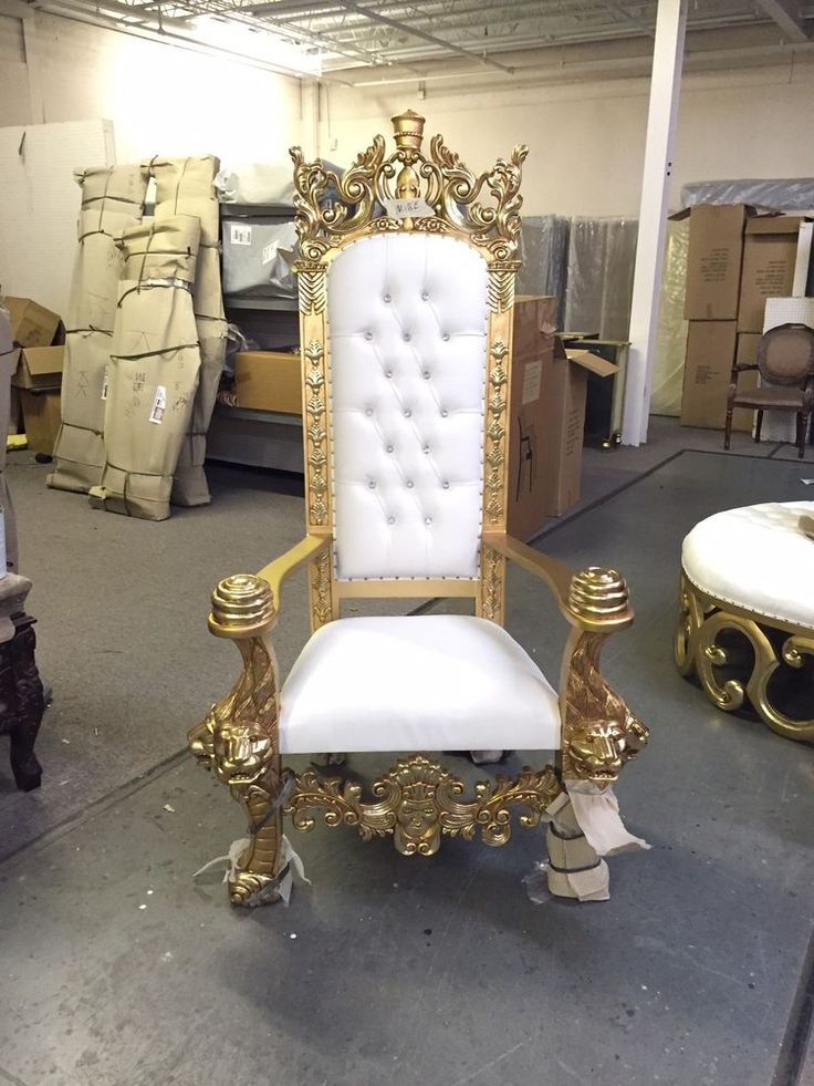 presale lord raffles wedding salon event statement king lion throne chair in home garden