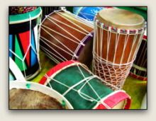 Music Therapy Techniques and Interventions: Drumming, Singing, Receptive, VibroAcoustic
