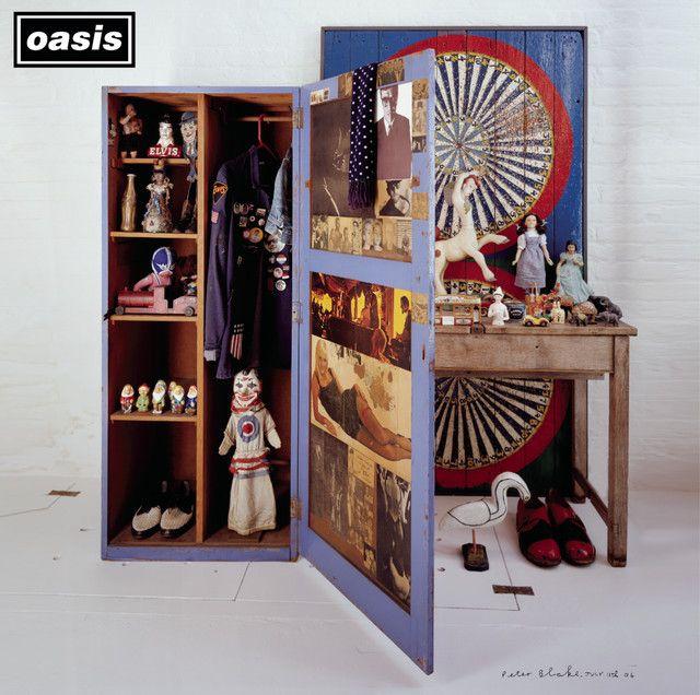 """Wonderwall"" by Oasis was added to my  Classic playlist on Spotify"