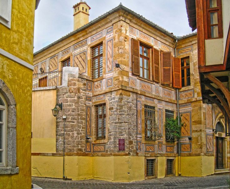 Architectural-masterpieces-in-Xanthi Greece - Endless Beauty