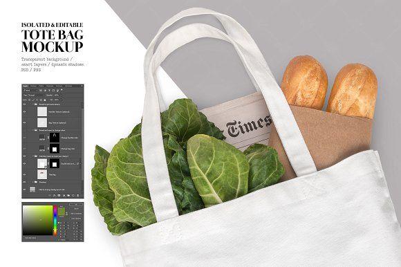 Download Isolated Canvas Tote Bag Mockup Bag Mockup Mockup Mockup Design