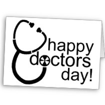 Happy Doctors Day Card