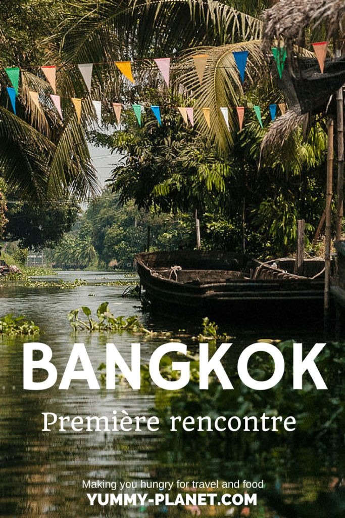 Bangkok est un endroit fascinant qui a tout à offrir à celui qui arrive à se mettre au rythme local. Mais nous n'y sommes pas tout à fait arrivé lors de notre premier voyage en Thaïlande.