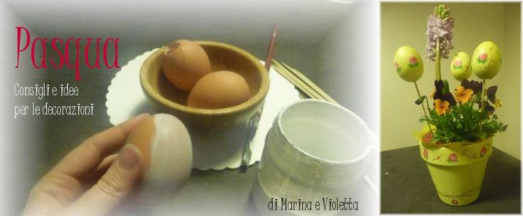 Decorazioni per Pasqua - Violetta Ebook