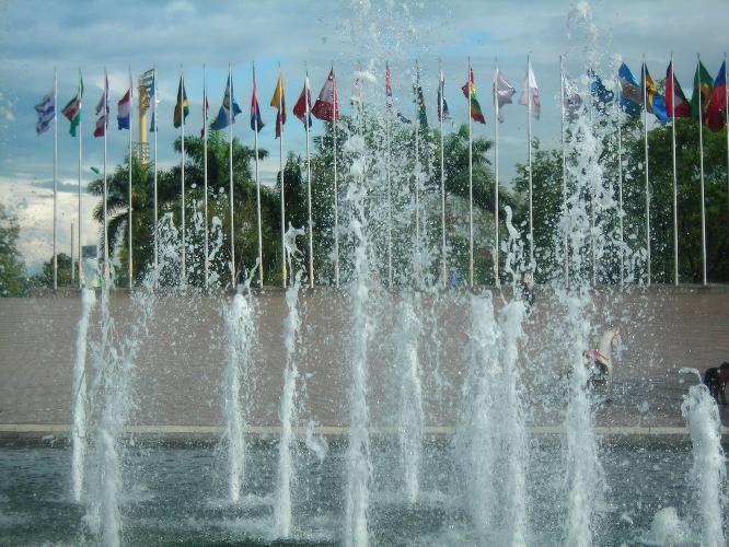 Parque de las Banderas #Cali #ValledelCauca #Colombia #SurAmerica
