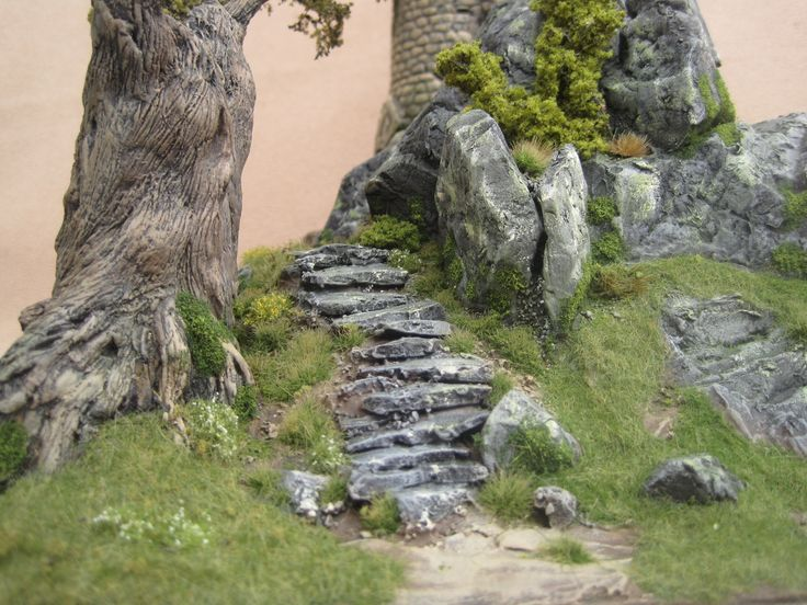 Wizard's Tower wargame terrain