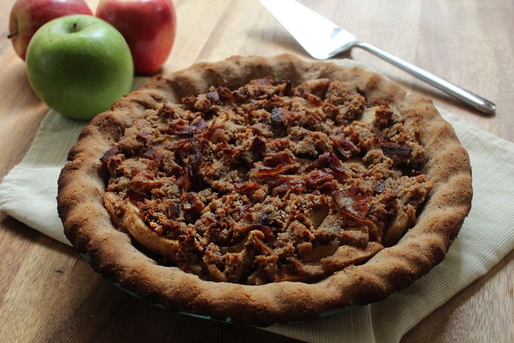 Bacon Apple Pie Recipe | Fat-Burning Man by Abel James: Real Food, Real Results.