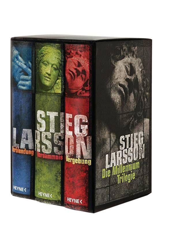 Stieg Larsson - Die Millennium Triologie