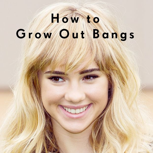High Quality Images For Hairstyles While Growing Out Fringe