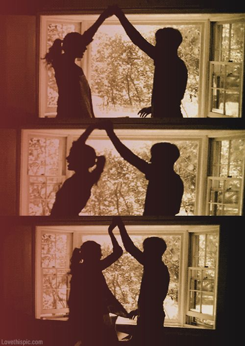 Dancing sillhouette love cute couples music happy dance the most beautiful things in this world to share those beautiful moments with the one you love.
