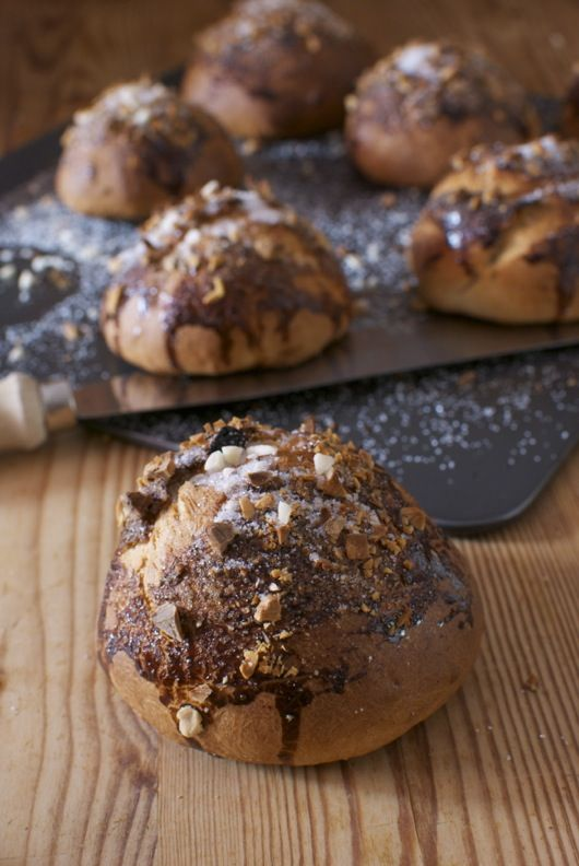 Bollitos de mantequilla, receta finlandesa con Thermomix « Thermomix en el mundo