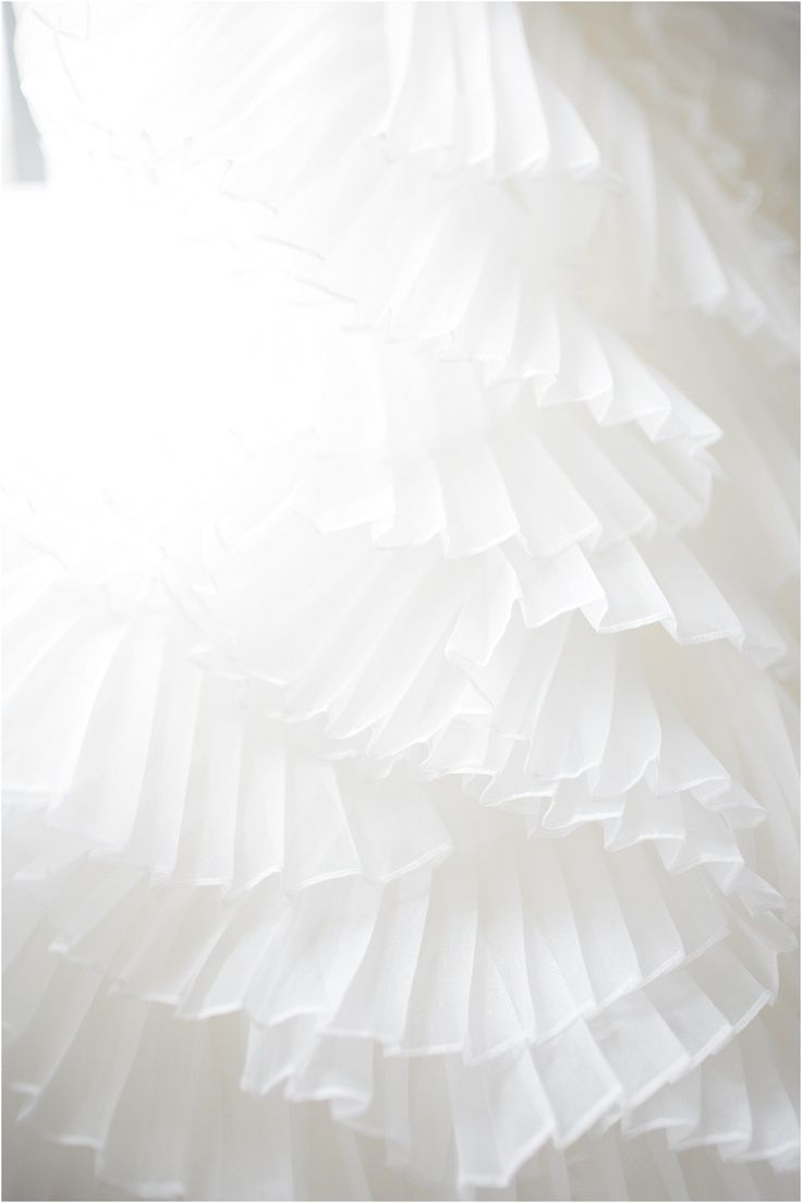 Fabric Manipulation - delicate pleated fabric detail with soft white textures; pleats; plisse; textiles for fashion