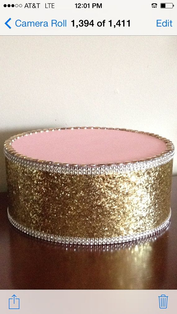 Gold Cake Pop Stand / Candy Buffet by Aliskeepsakeartcakes on Etsy
