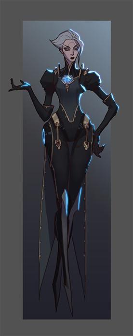 Reflexión de campeón: Camille, la Sombra de Acero | League of Legends