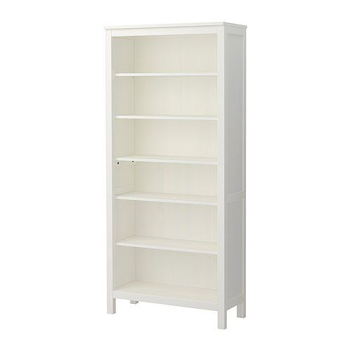 HEMNES Bookcase IKEA - 3 of these for #1