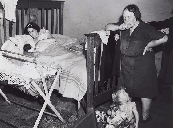 David Moore. 'Redfern Interior' 1949