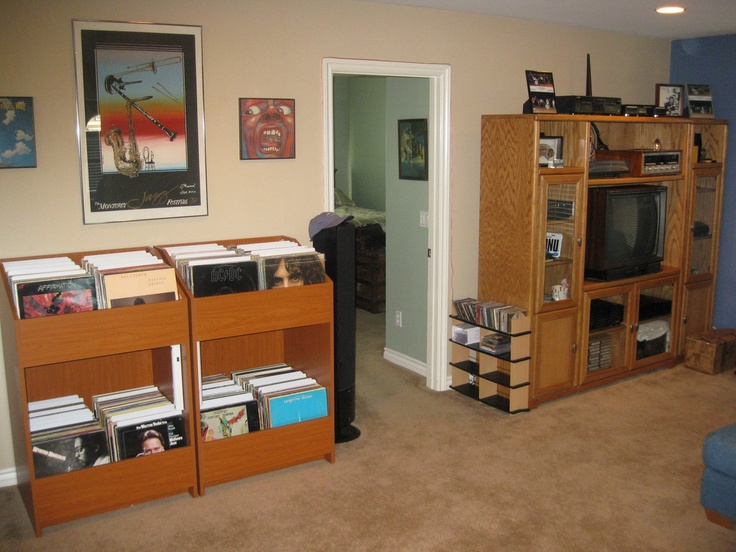 17 best images about vinyl record lp storage ideas on. Black Bedroom Furniture Sets. Home Design Ideas