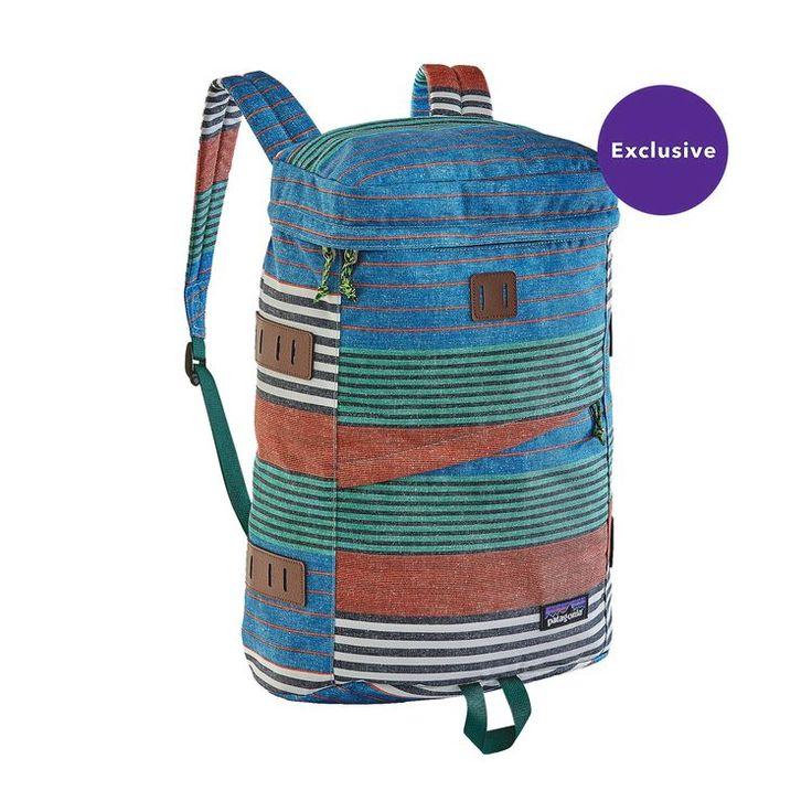 TOROMIRO PACK 22L, Stripe of Stripes Texture: Bandana Blue (STBA)