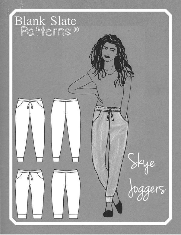 Skye Joggers With Images Plus Size Sewing Patterns Womens