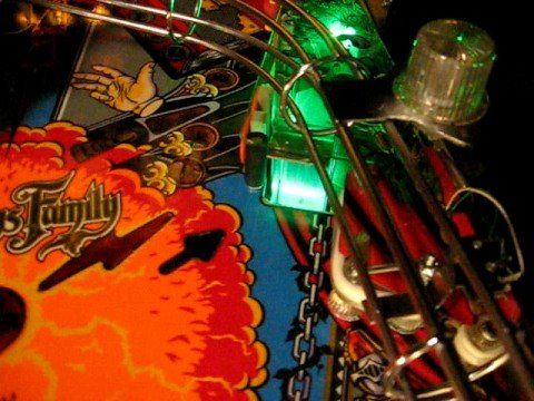 Lee's Parts - Addams Family Pinball - Swamp Kickout Light