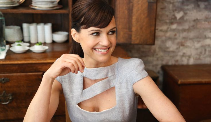 Get Carla Gugino's Skincare Routine: The Actress Shares Her Morning