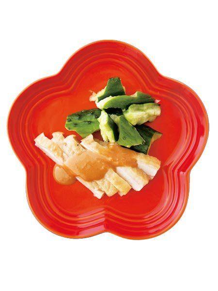 【ELLE a table】棒棒鶏 たたききゅうり添えレシピ|エル・オンライン