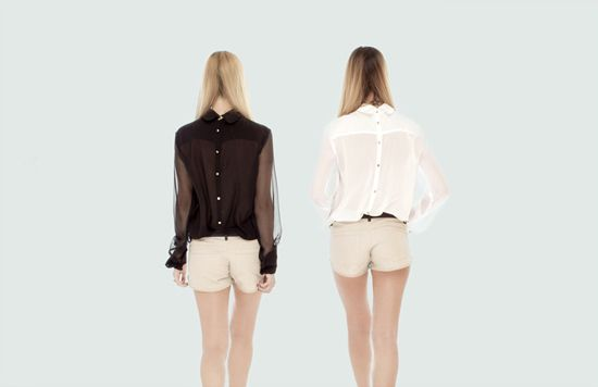 Camisa · ALUDRA · Short · NAVI ·