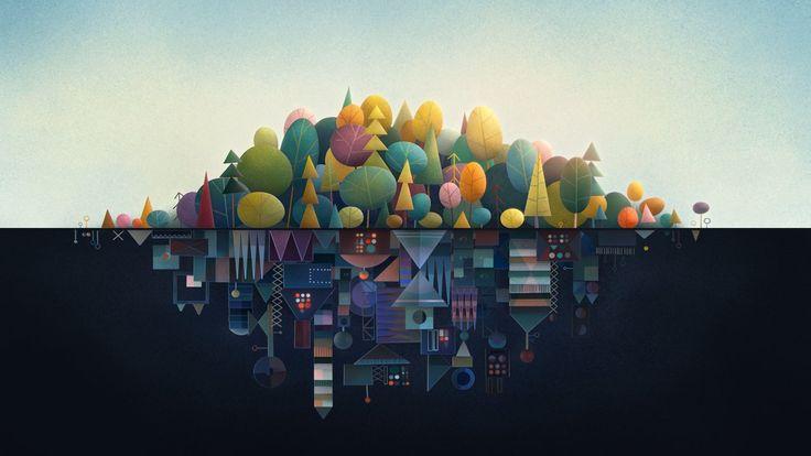 Tant de Forêts (trailer)  - de Burcu & Geoffrey