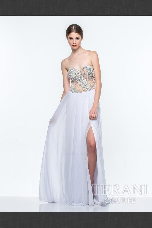aab239a1642 Discount Sale Sexy Terani Prom 151P0383 Dresses Prom Dress Sexy