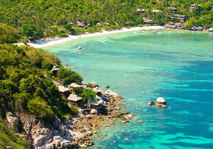 Koh Tao i Thailand er en ø, der har det hele! Det er ligegyldigt, om du er backpacker, dykker eller en familie, der vil have børnevenlige strande… for Koh Tao har lidt af hvert!