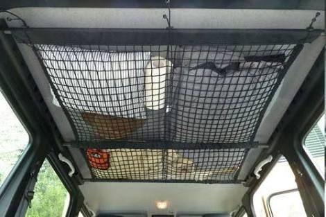 Resultado de imagen de campervan netting