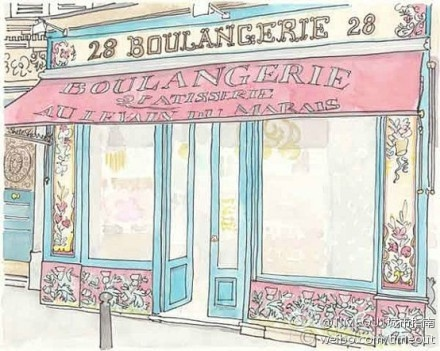 Boulangerie, by Japan