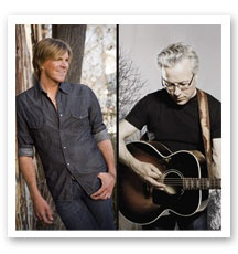 Jack Ingram and Radney Foster coming to Foxboro