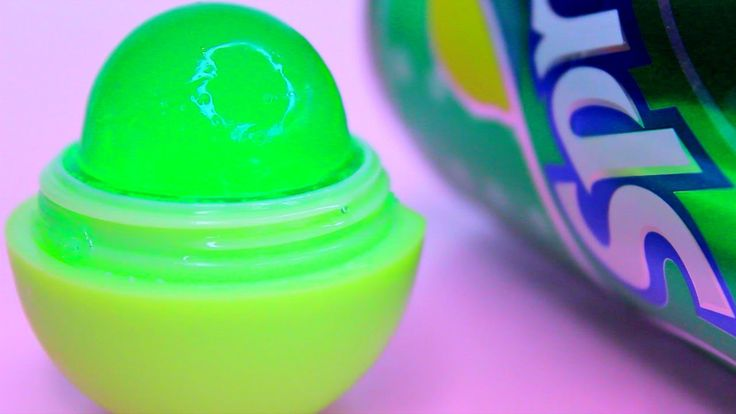 DIY Edible EOS made of SPRITE Soda! How to make EOS treats! DIY EOS vide...