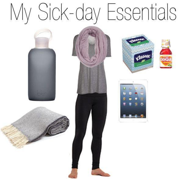 Sick-day Essentials