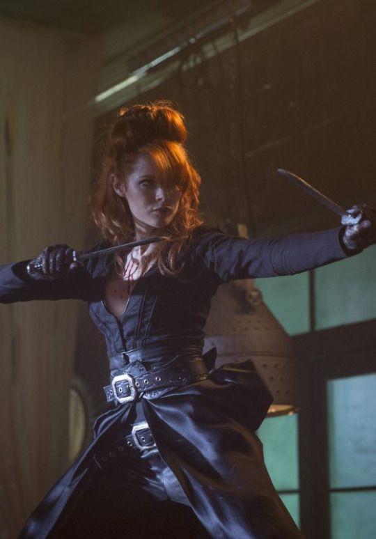 """the baroness, """"into the badlands"""""""