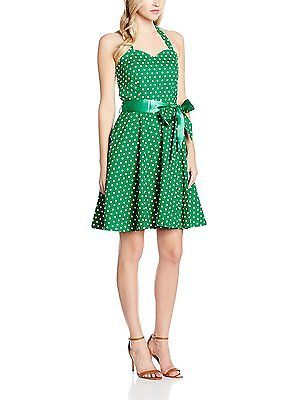UK UK XL, Grün (dark Green H), Dolly and Dotty Women's Penny Casual Clothes NEW