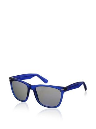 55% OFF Cole Haan Men's C7043 90 Wayfarer Sunglasses (Blazer Blue)