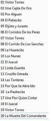 Los Broncos De Cosala -FP 2013 : En Vivo 2013 - Sinaloa-Mp3