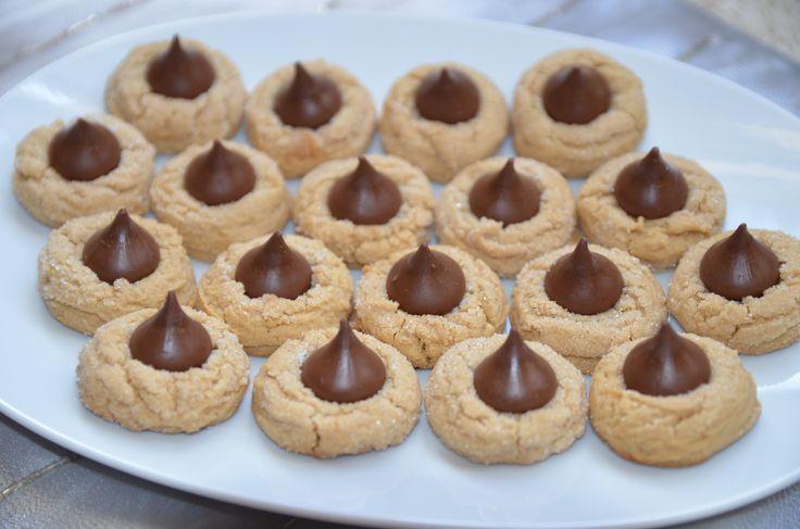 hershey kiss cookies meyers styles more cookies loveandkisses foodie ...
