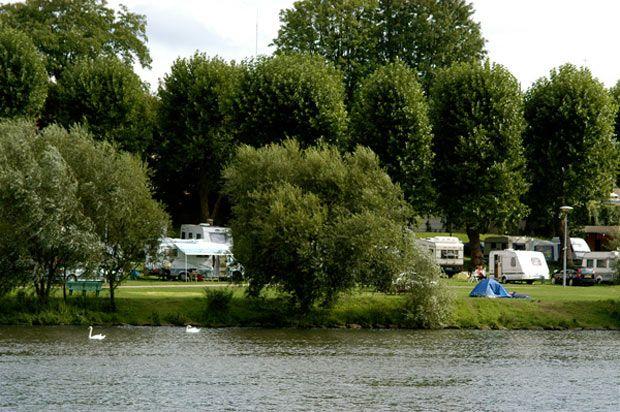 Ville de Metz - Camping Municipal Metz Plage