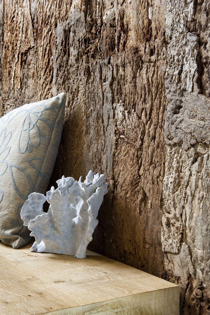 Santana Maximo: puur natuur aan de muur. #kurk #wand #wandbekleding #muur