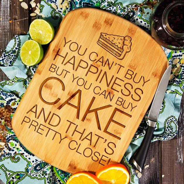 Happiness - Deska do krojenia - RollingWoods - Deski kuchenne