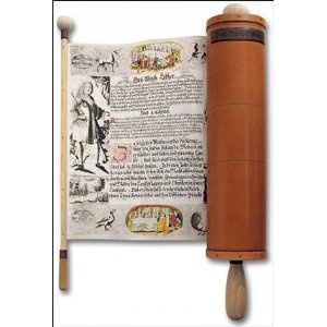 Limited Edition Esther Scroll