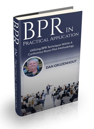 BPR In Practical Application - This Book is free to all who want it from Amazon this week from Monday through Wednesday. Please accept my book with my gratitude and if you like it, I would appreciate you writing a positive review of it on the Amazon/Kindle site. Thanks and best wishes, - Dan